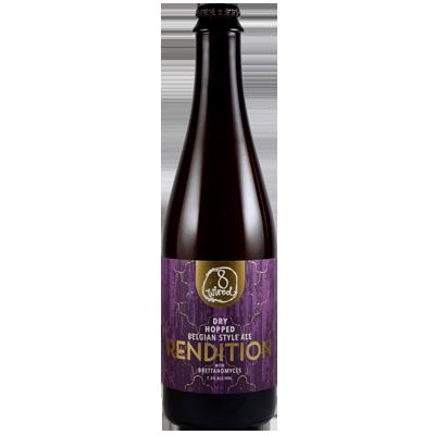 8 Wired Rendition Brett Belgian Ale