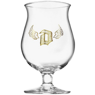 Duvel Angel Beer Glass