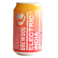 BrewDog Electric India Hoppy Saison