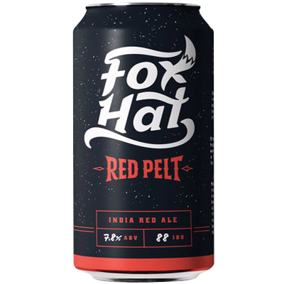 Fox Hat Red Pelt India Red Ale