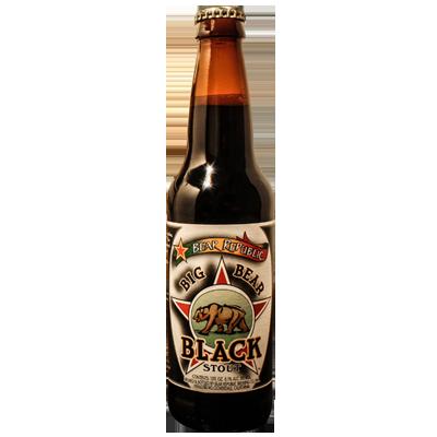 Bear Republic Big Bear Black Stout 355ml