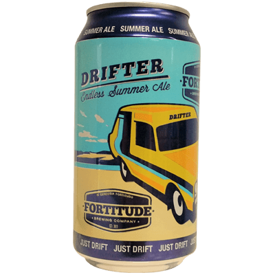 Fortitude Drifter Summer Ale