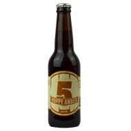 Five Barrel Hoppy Amber