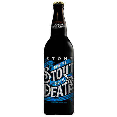 Stone / Ardent / Hardywood Give Me Stout or Give Me Death