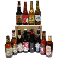 Mixed International Beer 12 Pack
