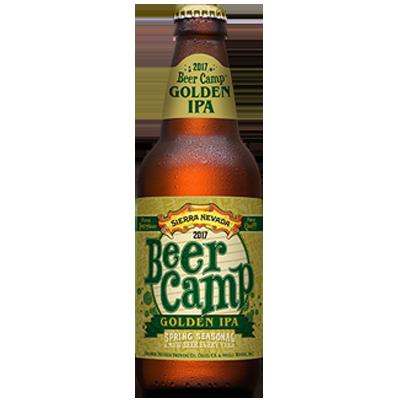 Sierra Nevada Beer Camp Golden IPA (2017)