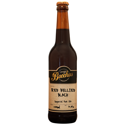 Bacchus Red Bellied Black Imperial Red Ale
