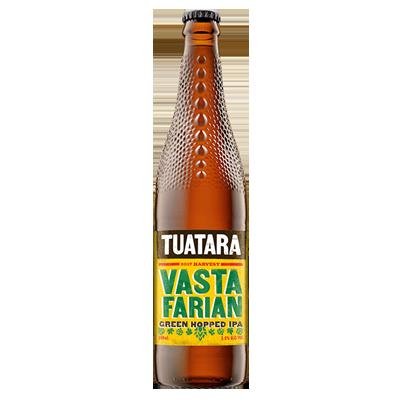 Tuatara Vastafarian Green Hopped IPA