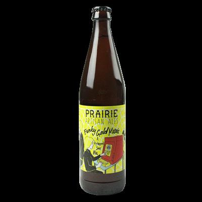 Prairie Funky Gold Mosaic Dry Hopped Sour Ale