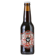 Quiet Deeds Lamington Ale
