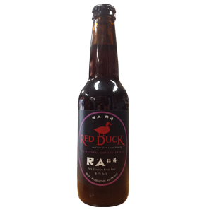 Red Duck RA#4 Dark Egyptian Bread Beer