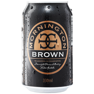 Mornington Brown Ale 330ml Can