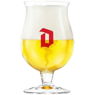 Duvel Unbreakable Tulip Glass