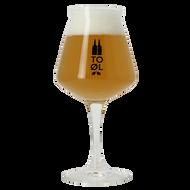 To Øl Teku Glass