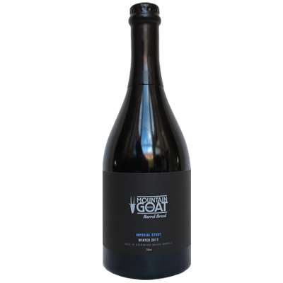 Mountain Goat Imperial Stout 2017