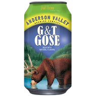 Anderson Valley G&T Gose