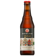 New Belgium 1554 Enlightened Black Lager