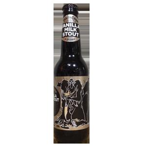 Thirsty Crow Vanilla Milk Stout