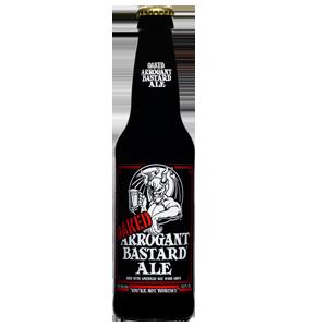 Stone Brewing Oaked Arrogant Bastard Ale
