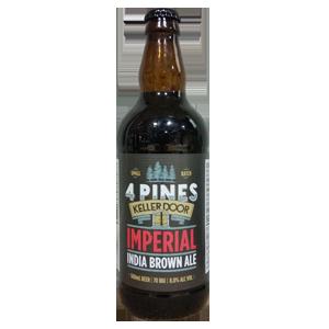 4 Pines Keller Door Imperial India Brown Ale