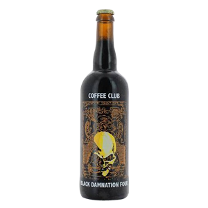 Struise Black Damnation IV - Coffee Club