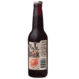 Nail Brockwell Brewedwell Red Ale