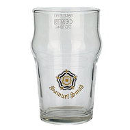 Samuel Smith Half Pint Glass