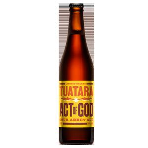 Tuatara Act of God Sour Abbey Ale