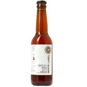 Emelisse White Label Imperial Russian Stout (Makers Mark BA)