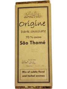 Origine Chocolate Bar - Sao Thome (Dark)
