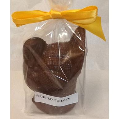Chocolate Stuffed Turkey