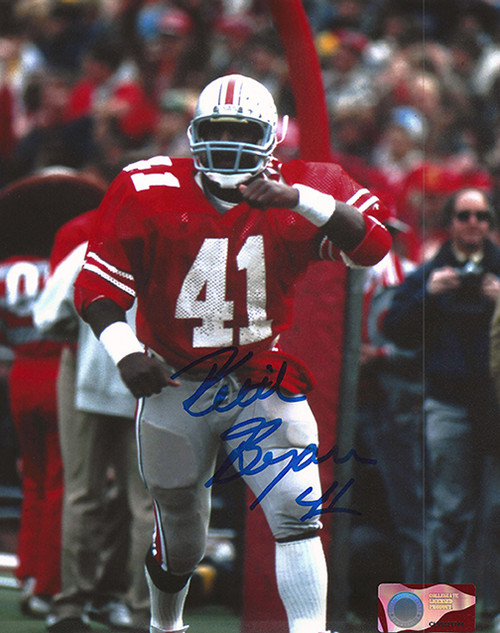Keith Byars OSU 8-1 8x10 Signed Photo