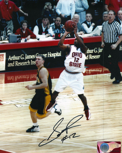 Scoonie Penn OSU 8-2 Signed 8x10 Photo