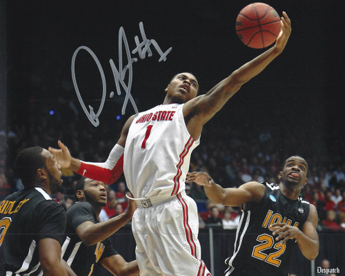 Deshaun Thomas OSU 8-2 Signed 8x10 Photo