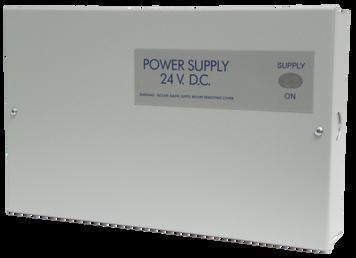 TRX1A-24    Haes 24V Transformer Rectifier Unit (TRX) Power Supply 1 AMP