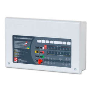 C-Tec CFP Conventional Fire Panel 2-8 Zones