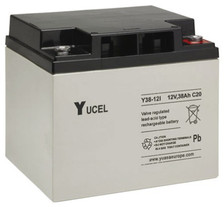 YUCEL38-12     Yuasa 38AH 12V Battery