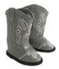 Grey Cowboy Boots for 18 inch dolls