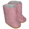 AG doll shoes - Light Pink Duggs boots
