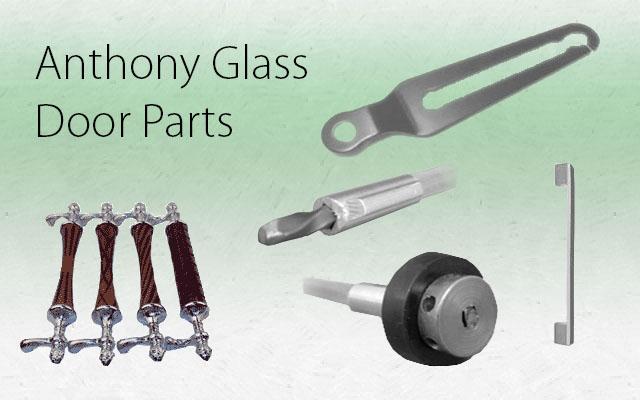 anthony-glass-door-parts.jpg & Refrigerator Gaskets Refrigeration Gaskets Strip Curtains - BA ... Pezcame.Com