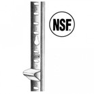 "Kason - Pilaster, Keyhole36""stainless - 65009036"