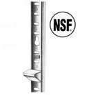 "Kason - Pilaster, Keyhole48""stainless - 65009048"