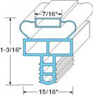 """Randell - Gasket57 1/2"""" X 24 1/4"""" - IN-GSK0111"""