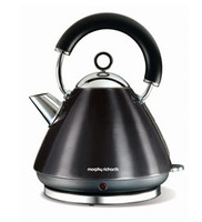 Morphy Richards 102002 budget accents Black bouilloire traditionnelle
