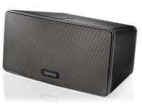 Sonos PLAY3 en noir