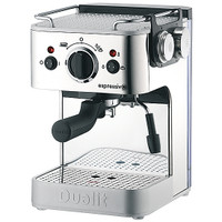 Dualit Espressivo 84400 Machine à café en acier poli