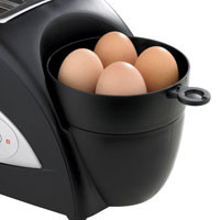 Grille pain 2 tranches Tefal Toast n' Egg TT5500