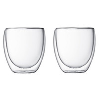 Bodum lunettes à double paroi Pavina Set 025L