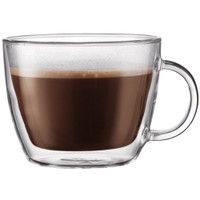 Bodum Bistro Café en verre Latte Coupe Set