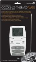 Thermomètre à cuisson numérique de classe maître et du minuteur